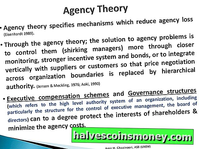 forretningsmodeller - Stewardship Theory of Corporate Governance