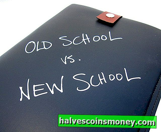 Alte Schule vs. New School Marketing
