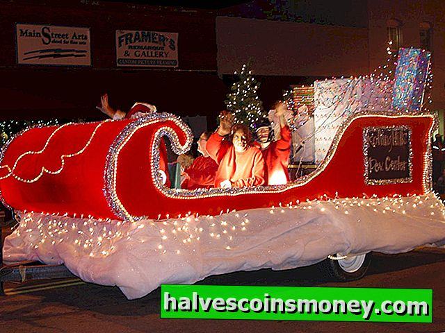 Parade Float Ideas para el negocio bancario