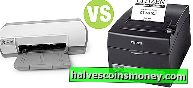 Fotodrucker: Thermal Vs.  Inkjet